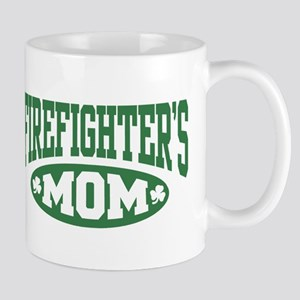Irish Firefighter's Mom Mug