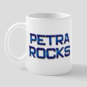 petra rocks Mug