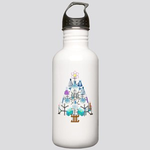 Oh Chemistry, Oh Chemi Stainless Water Bottle 1.0L