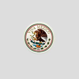 VIVA MEXICO Mini Button