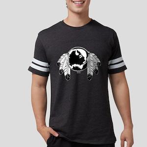 Metis Spirit Buffalo Native Ar Mens Football Shirt