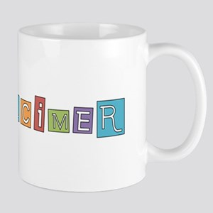 Dulcimer Gift Mug