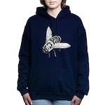 Honey Bee Art Sweatshirt
