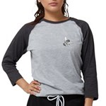 Honey Bee Art Long Sleeve T-Shirt