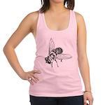 Honey Bee Art Tank Top