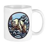 Tribal Bear Art Mugs