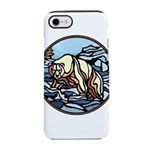 Tribal Bear Art iPhone 8/7 Tough Case