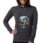 Tribal Bear Art Long Sleeve T-Shirt
