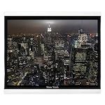 New York Empire State Souvenir King Duvet