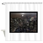 New York Empire State Souvenir Shower Curtain