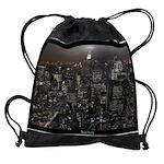 New York Empire State Souvenir Drawstring Bag