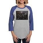 New York Empire State Souvenir Long Sleeve T-Shirt