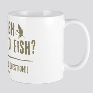 To Fly Fish Mug