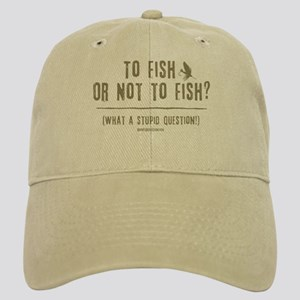 To Fly Fish Cap