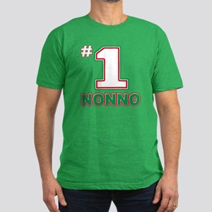 nonno Men's Fitted T-Shirt (dark)