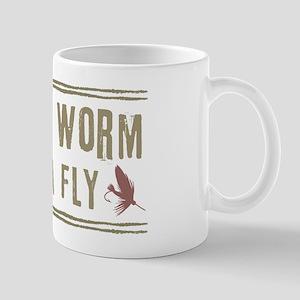 Save a Worm Mug