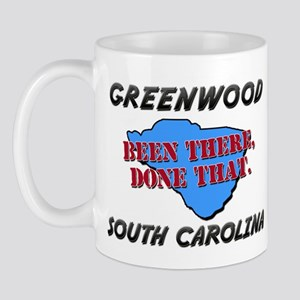 greenwood south carolina - been there, done that M