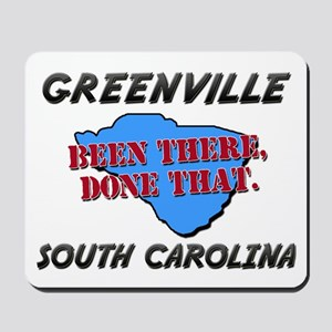 greenville south carolina - been there, done that