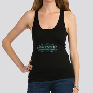 Retro gaming - choose your weapon Tank Top