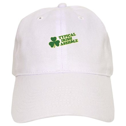 Typical Irish Asshole Baseball Cap