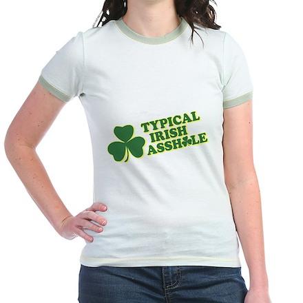 Typical Irish Asshole T