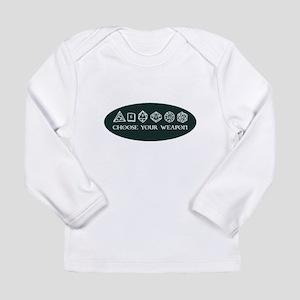 Retro gaming - choose your wea Long Sleeve T-Shirt