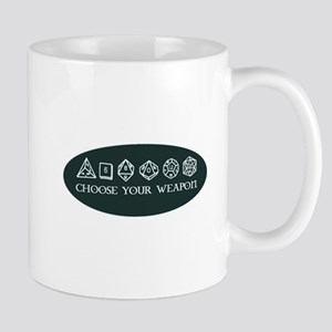 Retro gaming - choose your weapon Mugs