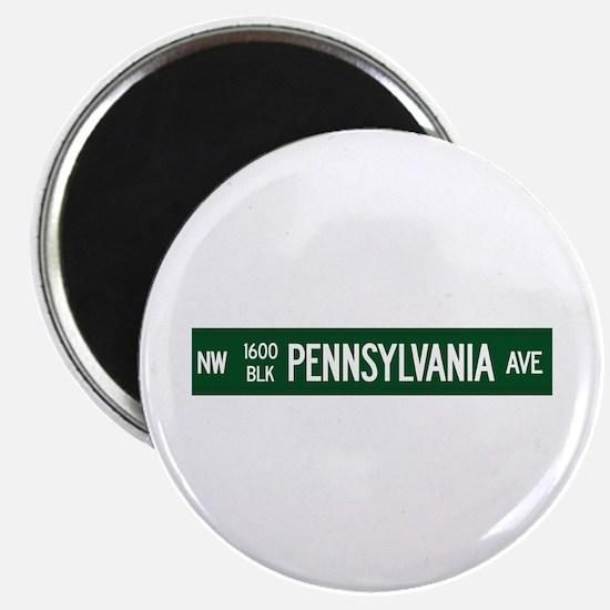 "1600 Pennsylvania Avenue, Washington DC, USA 2.25"""