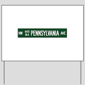1600 Pennsylvania Avenue, Washington DC, USA Yard