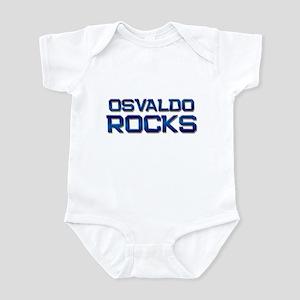 osvaldo rocks Infant Bodysuit