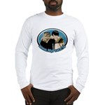 Men's Long Sleeve Shalom Salaam T-Shirt