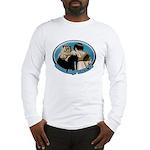 Men's Long Sleeve Shalom Salaam T-Shirt