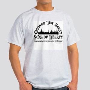 Chicago Tea Party Light T-Shirt
