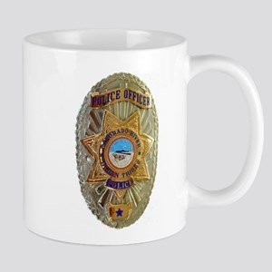 CRIT Police Mug