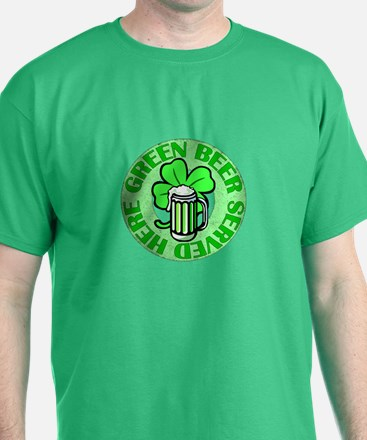 Green Beer Here T-Shirt