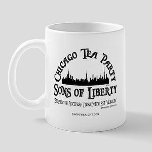 Chicago Tea Party Mug