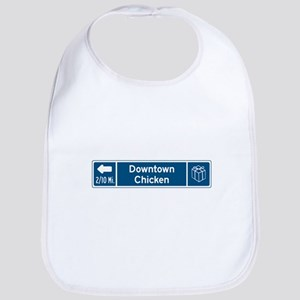Chicken, Alaska Bib