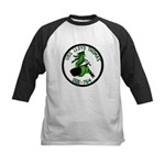 USS LLOYD THOMAS Kids Baseball Jersey