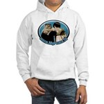 Men's Shalom Salaam Hooded Sweatshirt
