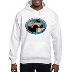 Men's Shalom Salaam Hooded Sweatshirt