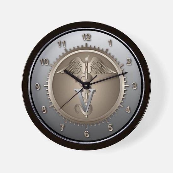 Veterinary Wall Clock