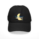 Half Moon Black Cap