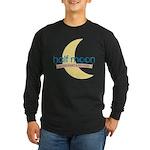 Half Moon Long Sleeve Dark T-Shirt