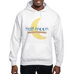 Half Moon Hooded Sweatshirt