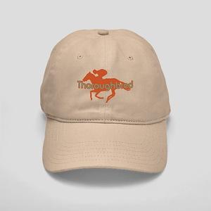 Thoroughbred Horse Cap