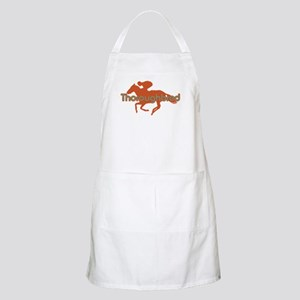 Thoroughbred Horse BBQ Apron