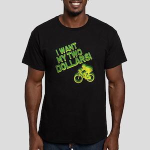 Better Off Dead Men's Fitted T-Shirt (dark)