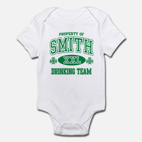 Smith Irish Drinking Team Infant Bodysuit