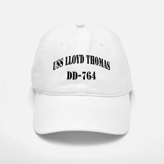 USS LLOYD THOMAS Baseball Baseball Cap