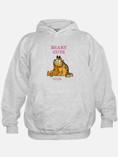 Beary Cute Garfield and Pooky Hoody
